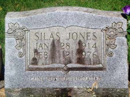 JONES, SILAS - Newton County, Arkansas | SILAS JONES - Arkansas Gravestone Photos