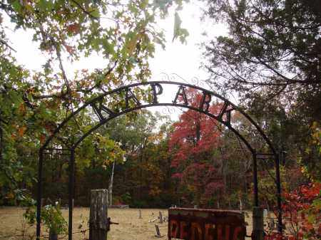 *KAPARK CEMETERY GATE,  - Newton County, Arkansas |  *KAPARK CEMETERY GATE - Arkansas Gravestone Photos