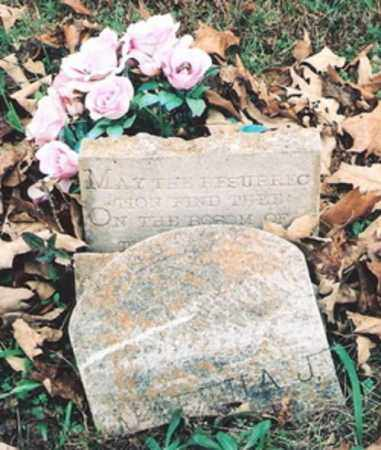 KEETON, MARTHA J. 2 - Newton County, Arkansas | MARTHA J. 2 KEETON - Arkansas Gravestone Photos