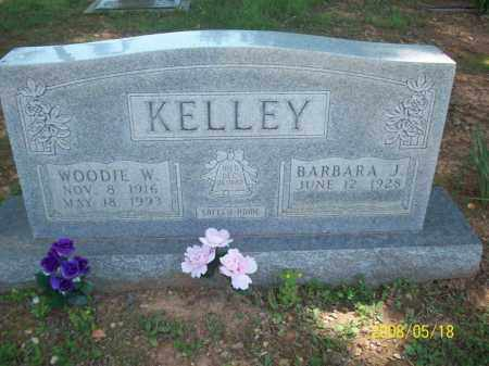 KELLEY, WOODIE W - Newton County, Arkansas | WOODIE W KELLEY - Arkansas Gravestone Photos