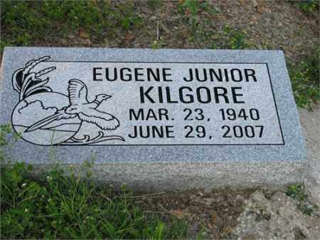 KILGORE, EUGENE JUNIOR - Newton County, Arkansas | EUGENE JUNIOR KILGORE - Arkansas Gravestone Photos