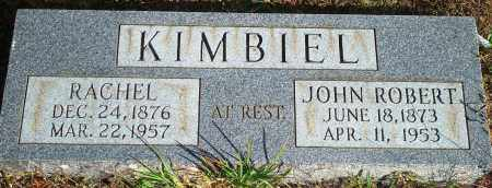 KIMBIEL, JOHN ROBERT - Newton County, Arkansas | JOHN ROBERT KIMBIEL - Arkansas Gravestone Photos