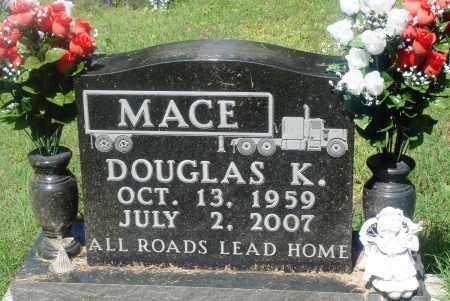 MACE, DOUGLAS K - Newton County, Arkansas | DOUGLAS K MACE - Arkansas Gravestone Photos