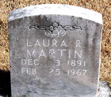 MARTIN, LAURA R. - Newton County, Arkansas | LAURA R. MARTIN - Arkansas Gravestone Photos