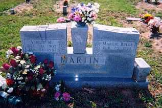 MARTIN, VIRGIL MARVIN - Newton County, Arkansas | VIRGIL MARVIN MARTIN - Arkansas Gravestone Photos
