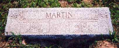MARTIN, NANCY - Newton County, Arkansas | NANCY MARTIN - Arkansas Gravestone Photos