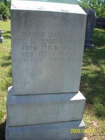 MATLOCK, NANCY IDABELL - Newton County, Arkansas | NANCY IDABELL MATLOCK - Arkansas Gravestone Photos