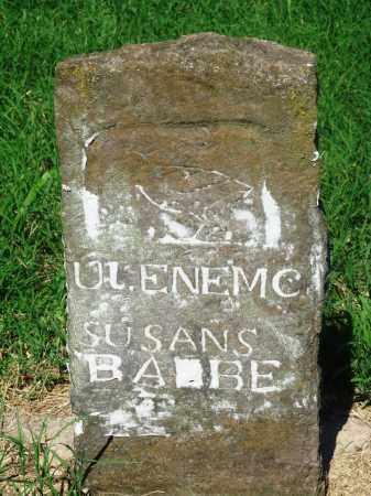 MCHENREY, BABE - Newton County, Arkansas | BABE MCHENREY - Arkansas Gravestone Photos