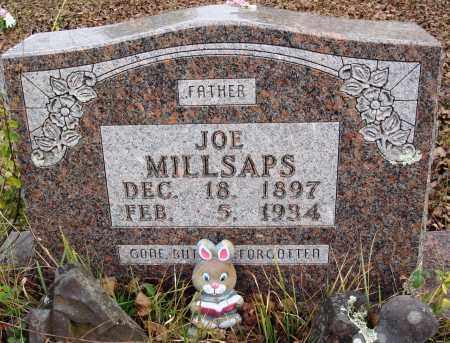 MILLSAPS, JOE - Newton County, Arkansas | JOE MILLSAPS - Arkansas Gravestone Photos