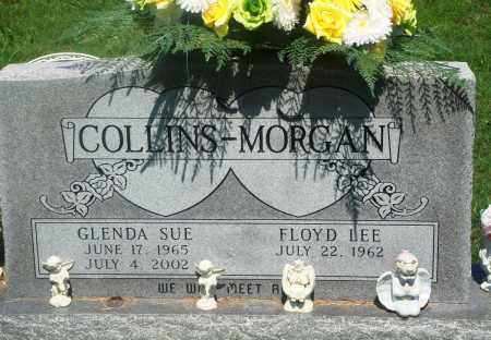 COLLINS MORGAN, GLENDA SUE - Newton County, Arkansas | GLENDA SUE COLLINS MORGAN - Arkansas Gravestone Photos