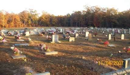 *MOSSVILLE CEMETERY OVERVIEW,  - Newton County, Arkansas |  *MOSSVILLE CEMETERY OVERVIEW - Arkansas Gravestone Photos