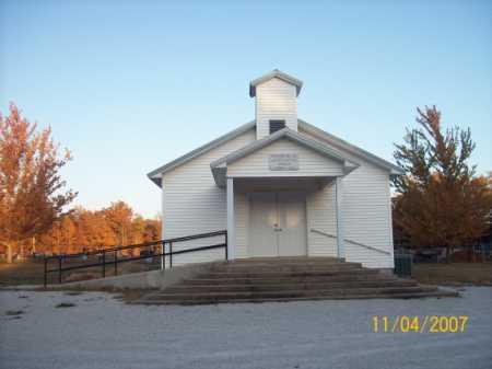 *MOSSVILLE CHURCH,  - Newton County, Arkansas |  *MOSSVILLE CHURCH - Arkansas Gravestone Photos