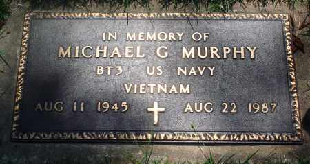MURPHY (VETERAN VIET), MICHAEL G - Newton County, Arkansas | MICHAEL G MURPHY (VETERAN VIET) - Arkansas Gravestone Photos