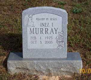 MURRAY, INEZ I. - Newton County, Arkansas | INEZ I. MURRAY - Arkansas Gravestone Photos