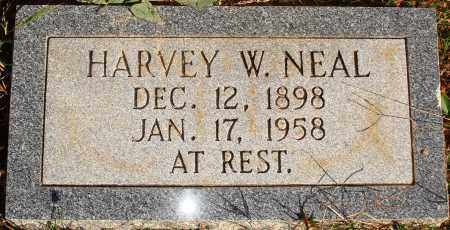 NEAL, HARVEY W. - Newton County, Arkansas | HARVEY W. NEAL - Arkansas Gravestone Photos
