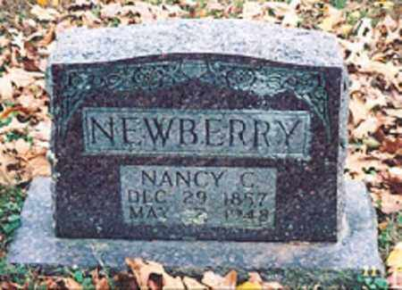 NEWBERRY, NANCY C. - Newton County, Arkansas | NANCY C. NEWBERRY - Arkansas Gravestone Photos