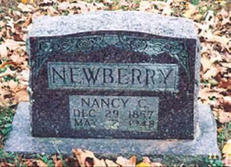 NEWBERRY, NANCY C. - Newton County, Arkansas | NANCY C. NEWBERRY - Arkansas Gravestone Photos
