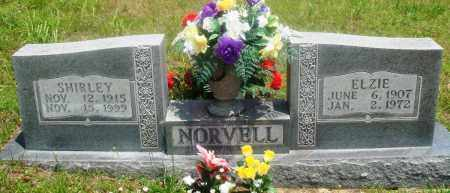 NORVELL, SHIRLEY - Newton County, Arkansas | SHIRLEY NORVELL - Arkansas Gravestone Photos