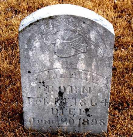 ORE, J. M. - Newton County, Arkansas | J. M. ORE - Arkansas Gravestone Photos