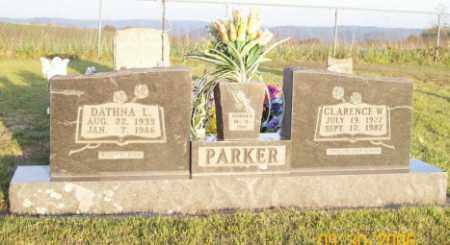 PARKER, DATHNA L. - Newton County, Arkansas | DATHNA L. PARKER - Arkansas Gravestone Photos
