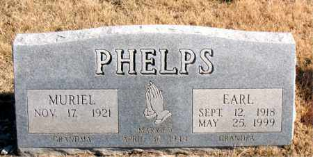 PHELPS, EARL - Newton County, Arkansas | EARL PHELPS - Arkansas Gravestone Photos
