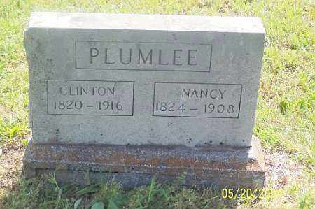 PLUMLEE, CLINTON - Newton County, Arkansas | CLINTON PLUMLEE - Arkansas Gravestone Photos