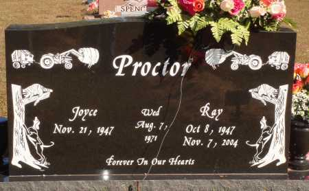 PROCTOR, RAY - Newton County, Arkansas | RAY PROCTOR - Arkansas Gravestone Photos