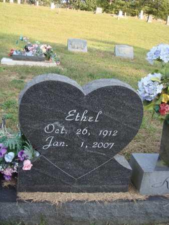 RAMSEY, ETHEL - Newton County, Arkansas | ETHEL RAMSEY - Arkansas Gravestone Photos