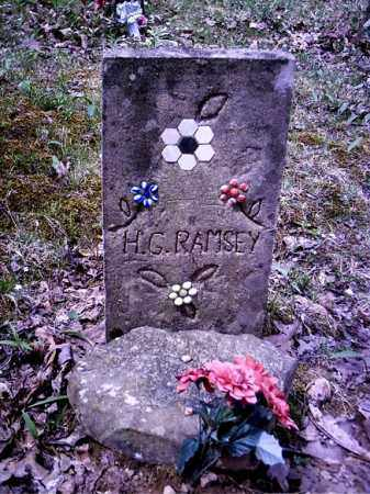 "RAMSEY, HENRY GILBERT ""GIB"" - Newton County, Arkansas 