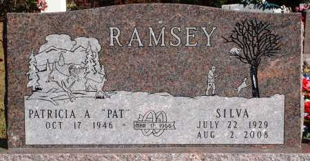 RAMSEY, SILVA - Newton County, Arkansas | SILVA RAMSEY - Arkansas Gravestone Photos