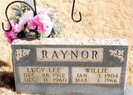 RAYNOR, WILLIE - Newton County, Arkansas | WILLIE RAYNOR - Arkansas Gravestone Photos