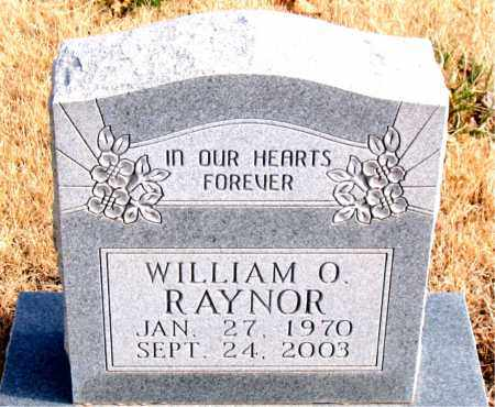 RAYNOR, WILLIAM O. - Newton County, Arkansas | WILLIAM O. RAYNOR - Arkansas Gravestone Photos