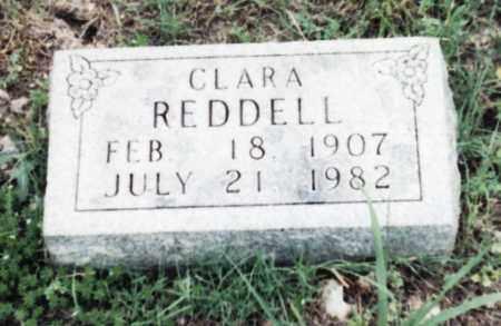 GILMORE REDDELL, CLARA - Newton County, Arkansas | CLARA GILMORE REDDELL - Arkansas Gravestone Photos