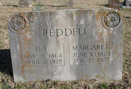 REDDELL, DAVID VINCENT - Newton County, Arkansas | DAVID VINCENT REDDELL - Arkansas Gravestone Photos