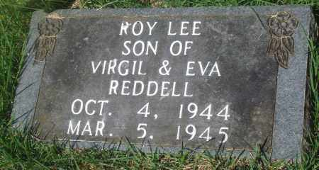 REDDELL, ROY LEE - Newton County, Arkansas | ROY LEE REDDELL - Arkansas Gravestone Photos