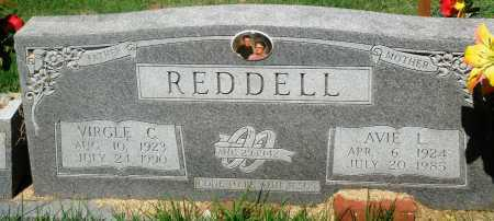 REDDELL, VIRGLE - Newton County, Arkansas | VIRGLE REDDELL - Arkansas Gravestone Photos