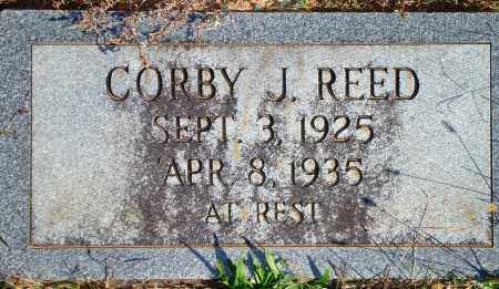 REED, CORBY J. - Newton County, Arkansas | CORBY J. REED - Arkansas Gravestone Photos