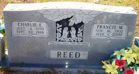 REED, FRANCIS M. - Newton County, Arkansas | FRANCIS M. REED - Arkansas Gravestone Photos