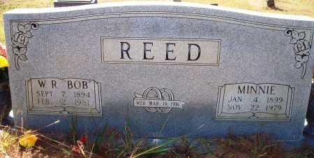 REED, MINNIE - Newton County, Arkansas | MINNIE REED - Arkansas Gravestone Photos