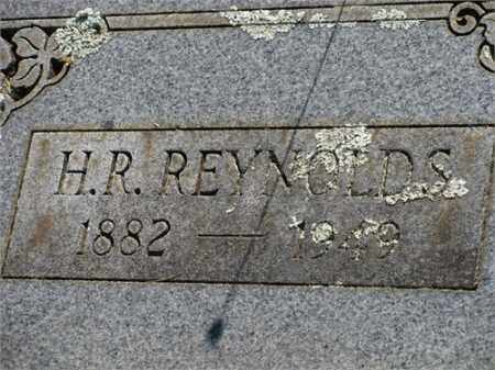 REYNOLDS, H. R. - Newton County, Arkansas | H. R. REYNOLDS - Arkansas Gravestone Photos