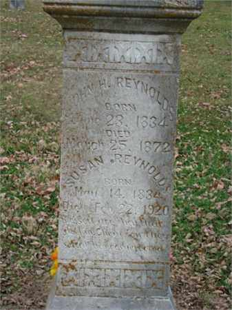 REYNOLDS, JOHN H. - Newton County, Arkansas | JOHN H. REYNOLDS - Arkansas Gravestone Photos