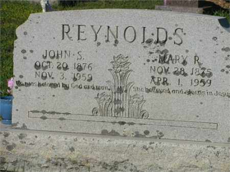 REYNOLDS, JOHN S. - Newton County, Arkansas | JOHN S. REYNOLDS - Arkansas Gravestone Photos
