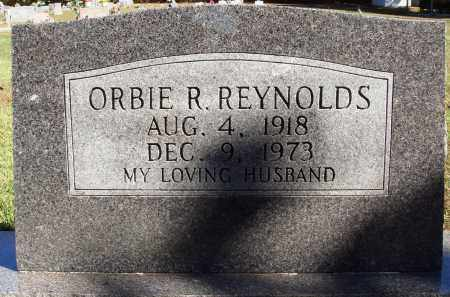 REYNOLDS, ORBIE R. - Newton County, Arkansas | ORBIE R. REYNOLDS - Arkansas Gravestone Photos