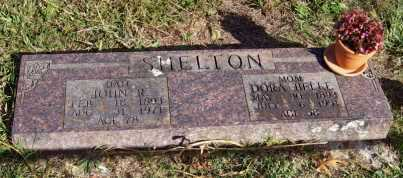 SHELTON, DORA BELLE - Newton County, Arkansas | DORA BELLE SHELTON - Arkansas Gravestone Photos