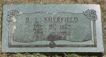 SHERFIELD, R. L. - Newton County, Arkansas | R. L. SHERFIELD - Arkansas Gravestone Photos