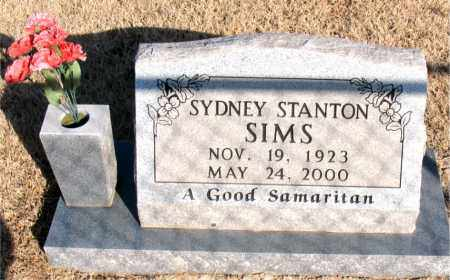 SIMS, SYDNEY FRANCES - Newton County, Arkansas | SYDNEY FRANCES SIMS - Arkansas Gravestone Photos