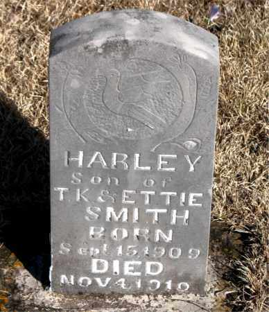 SMITH, HARLEY - Newton County, Arkansas | HARLEY SMITH - Arkansas Gravestone Photos