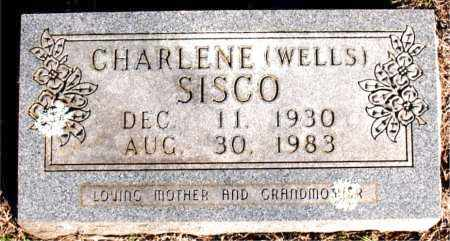 SISCO, CHARLENE - Newton County, Arkansas | CHARLENE SISCO - Arkansas Gravestone Photos