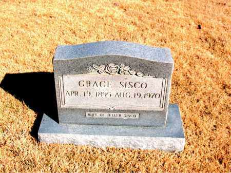 SISCO, GRACE - Newton County, Arkansas | GRACE SISCO - Arkansas Gravestone Photos