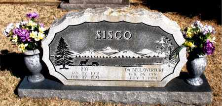 SISCO, IDA BELL - Newton County, Arkansas | IDA BELL SISCO - Arkansas Gravestone Photos